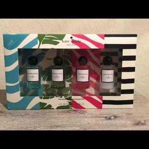 NIB Kate Spade Fragrance Collection Set